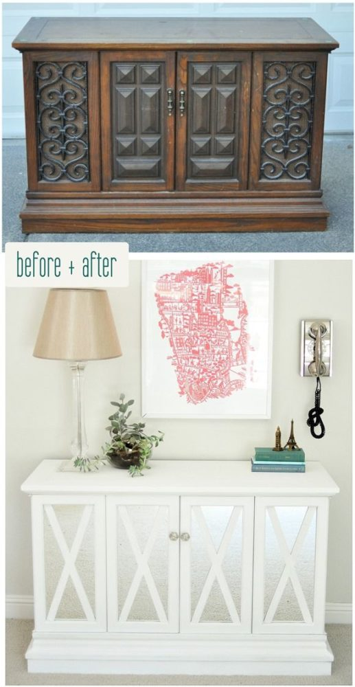 Featured image for Beautiful Cabinet Makeover!