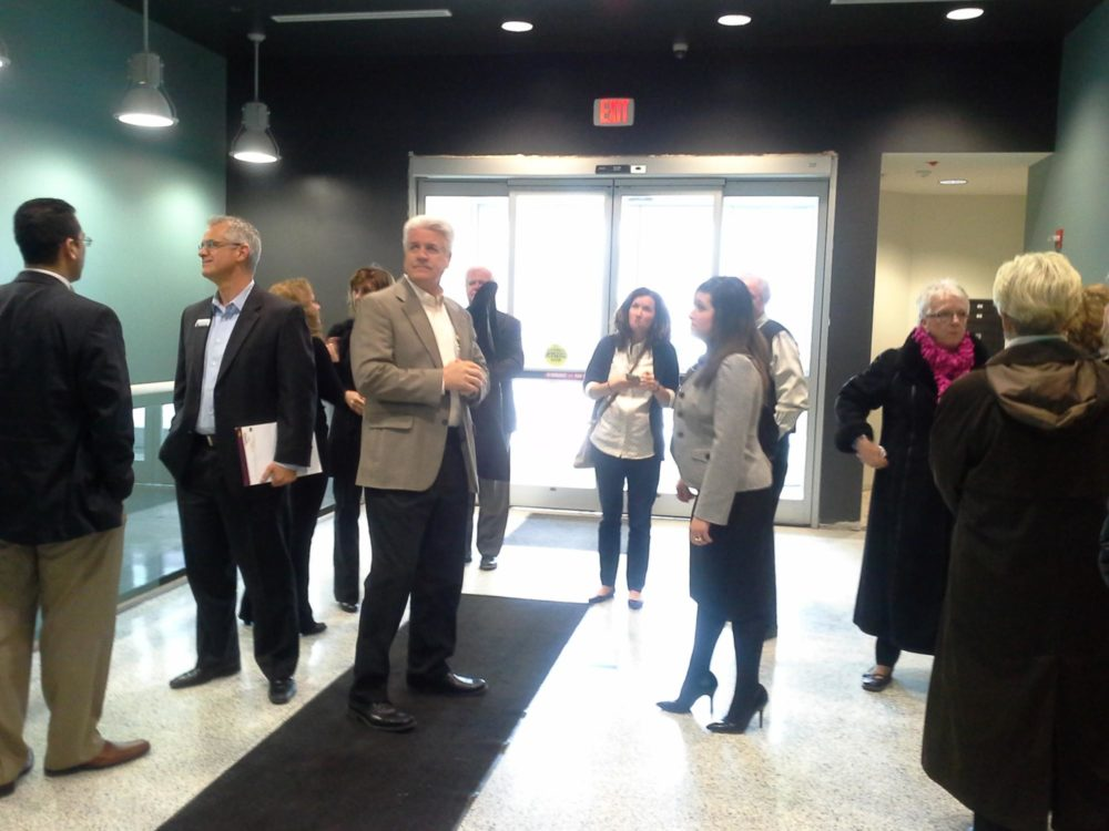 Featured image for North Eastern Group Realtors Take Amazing Tour of Anthony Wayne Building Condos
