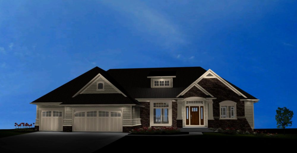 Featured image for Construction Begins on 2014 Parade Homes in the Forest at Foxwood!