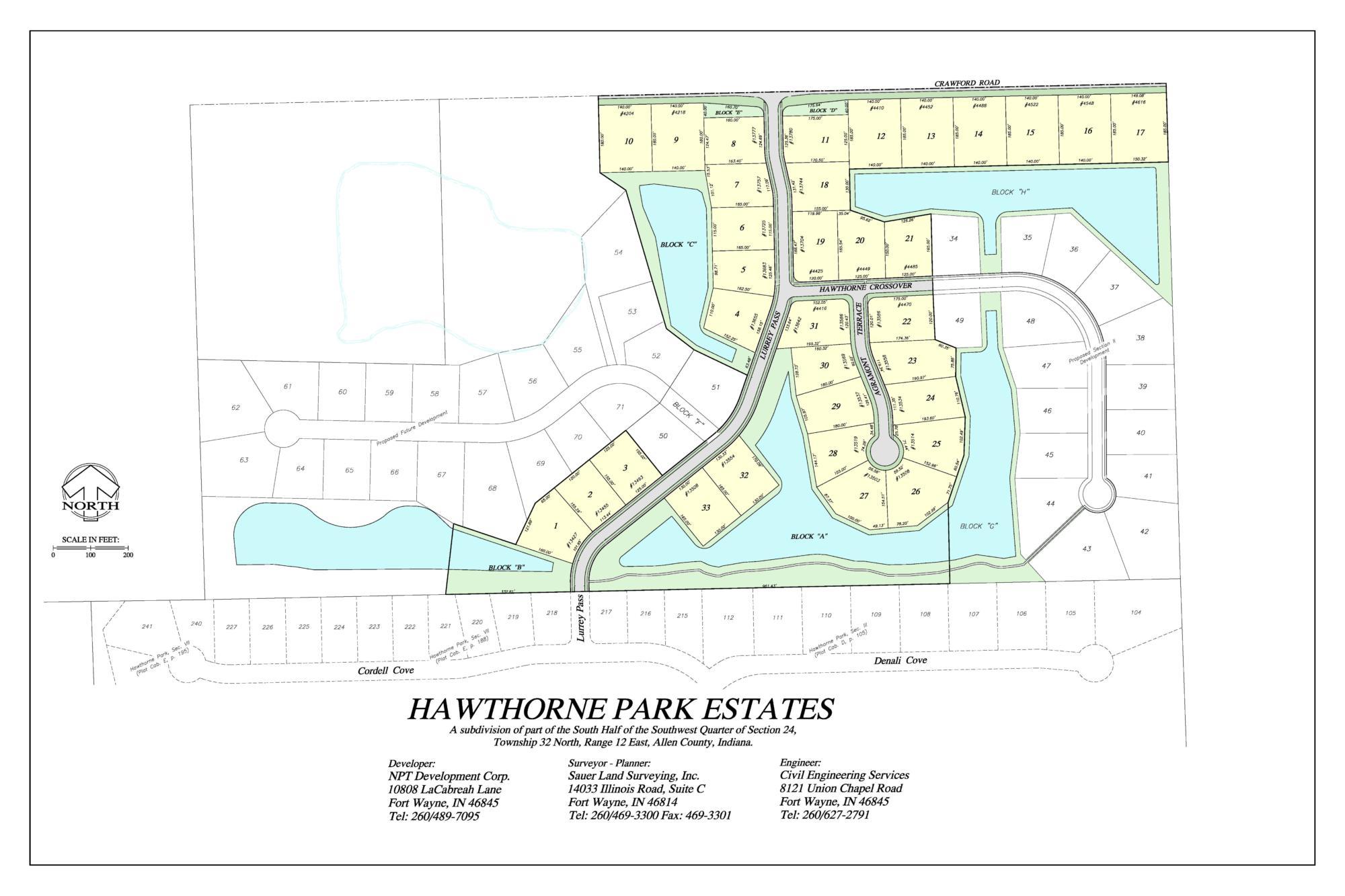 Hawthorne Park Estates