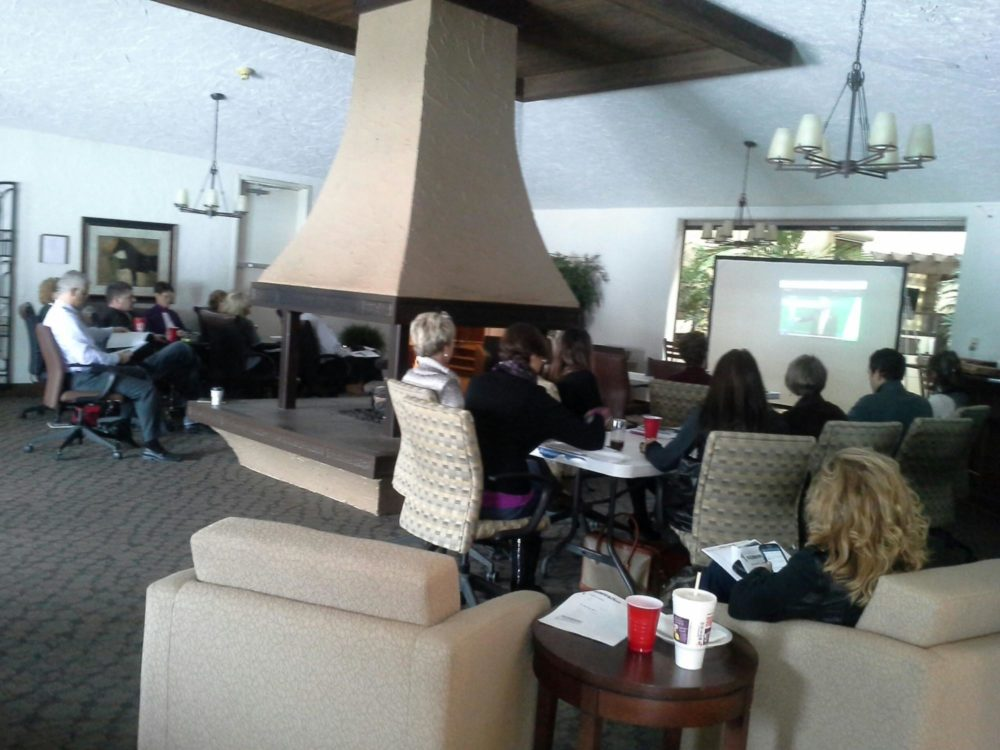 Featured image for North Eastern Group Realtors Gather for Training and Inspiration with a Live Brian Buffini Webcast!