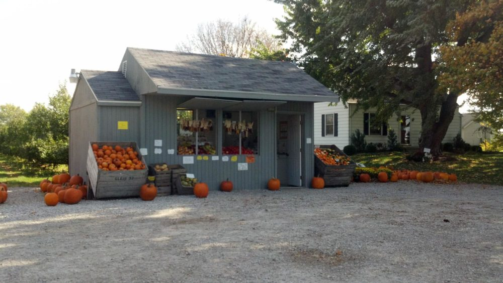 Featured image for One of the benefits to living in Fort Wayne is a visit to Bruick's Produce!