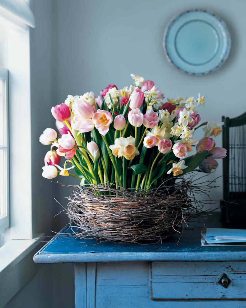 Featured image for Stylish DIY Easter Decor