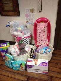 Featured image for North Eastern Group Helps Associated Churches with Community Wide Baby Shower