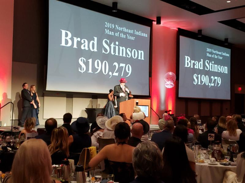 Featured image for Congratulations to Brad Stinson, This Year's LLS Man of the Year!