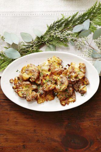 Crispy Golden Potatoes