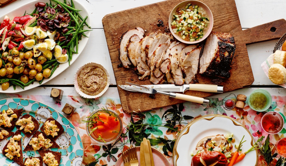 Featured image for Easter Dinner Ideas