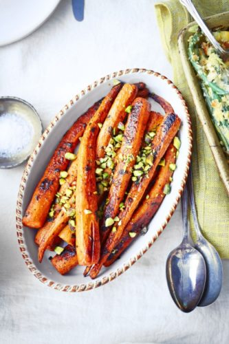 Spice Roasted Carrot