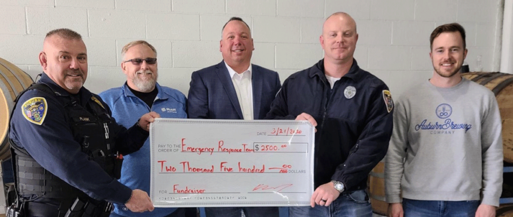 Featured image for Fundraiser Supports Police Emergency Response Team