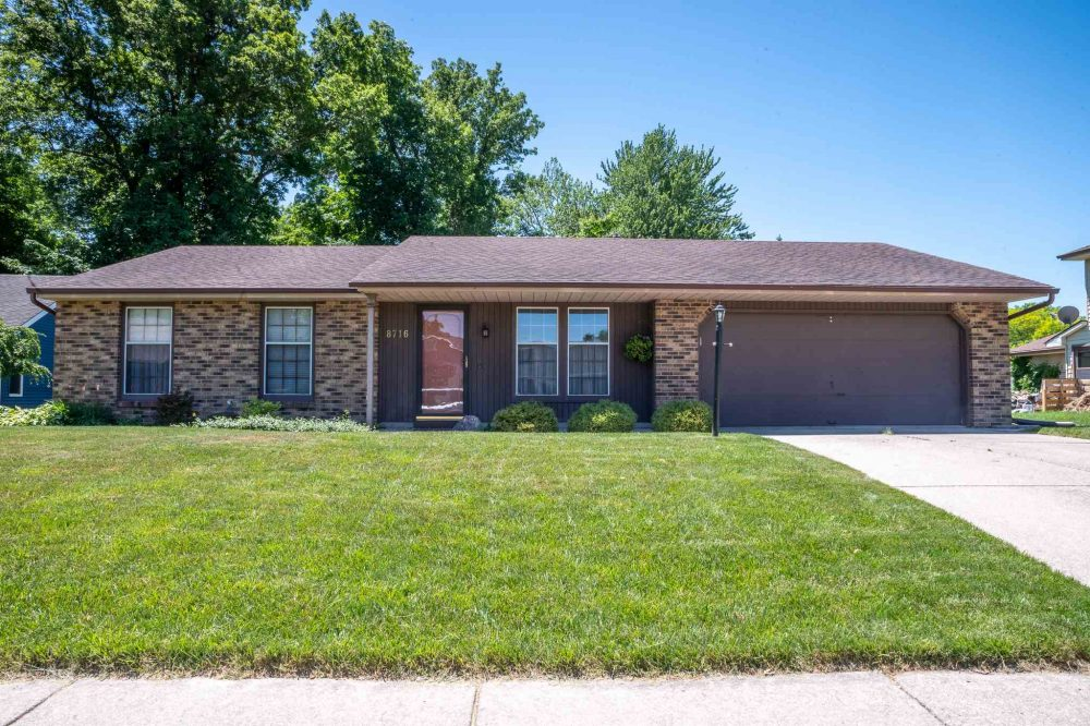 Featured image for Fort Wayne REALTOR®: 8716 Amberly Drive, New Haven, IN 46774