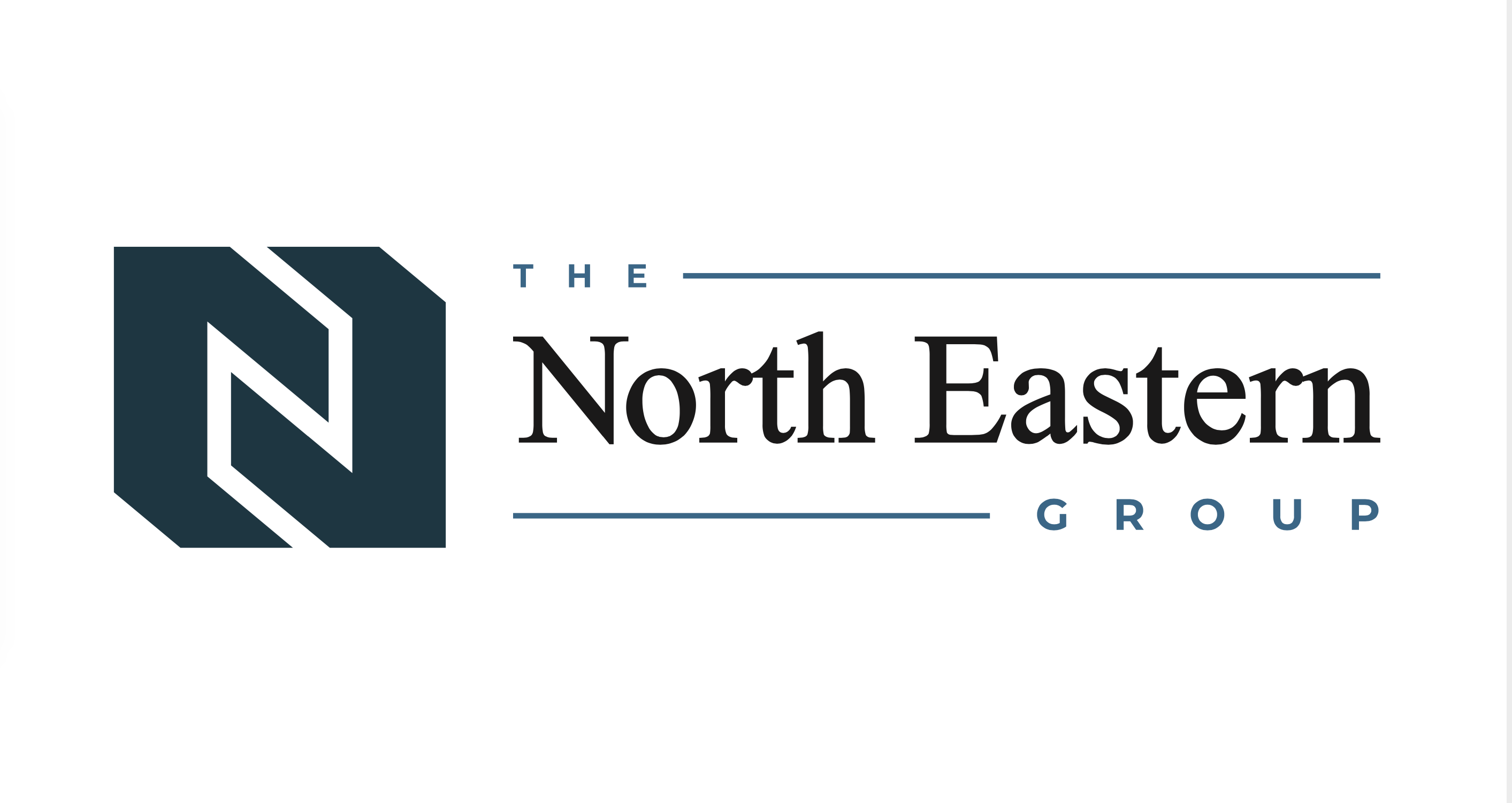 The North Eastern Group logo.