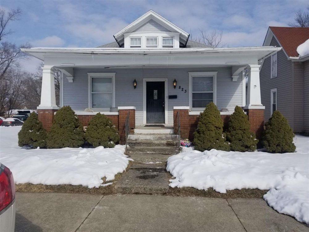 Featured image for Fort Wayne Real Estate: 823 Eckart Street, Fort Wayne, IN 46806