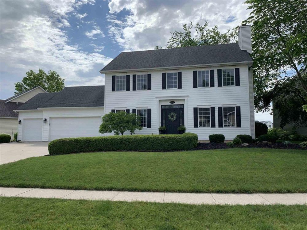 Featured image for Fort Wayne Real Estate: 11534 Mountain Ash Run, Fort Wayne, IN 46818