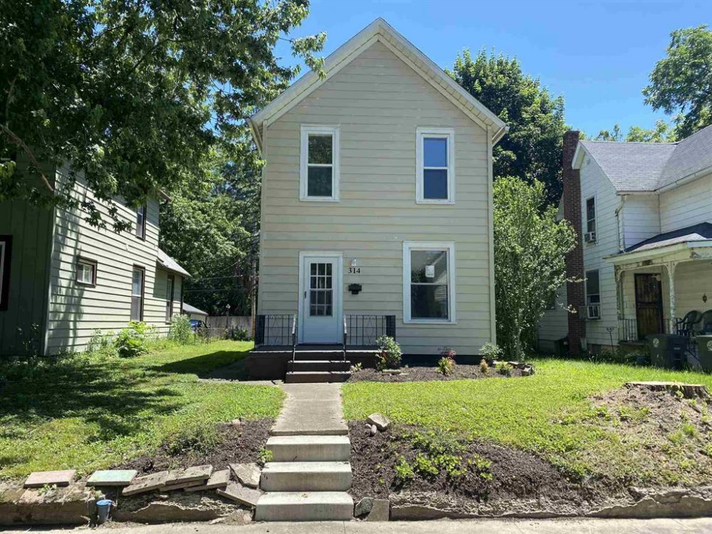 Featured image for Fort Wayne Homes for Sale: 314 Greenwood Avenue, Fort Wayne, IN 46808